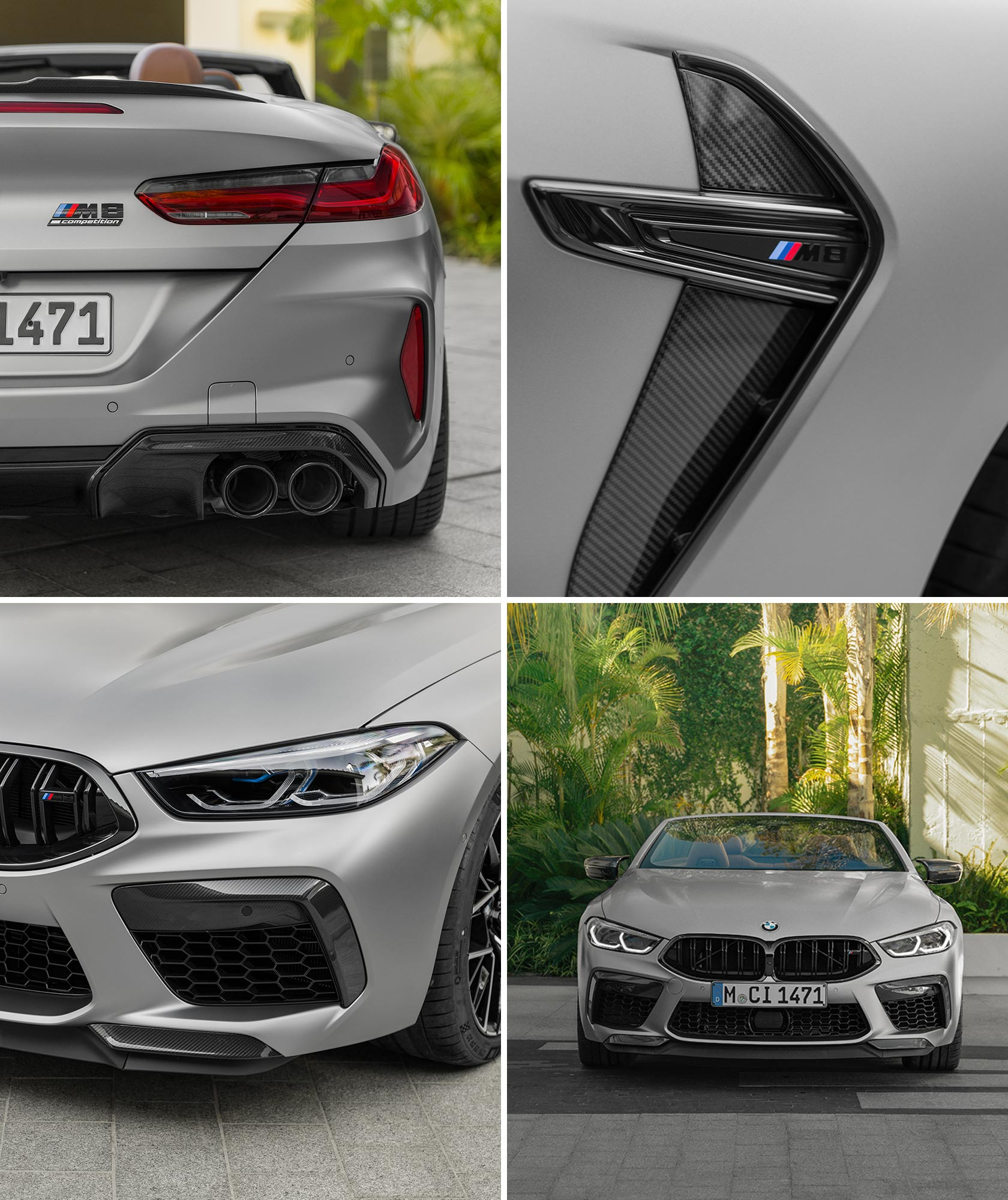 The Most Beautiful Bmw Individual Colours For The Bmw M8