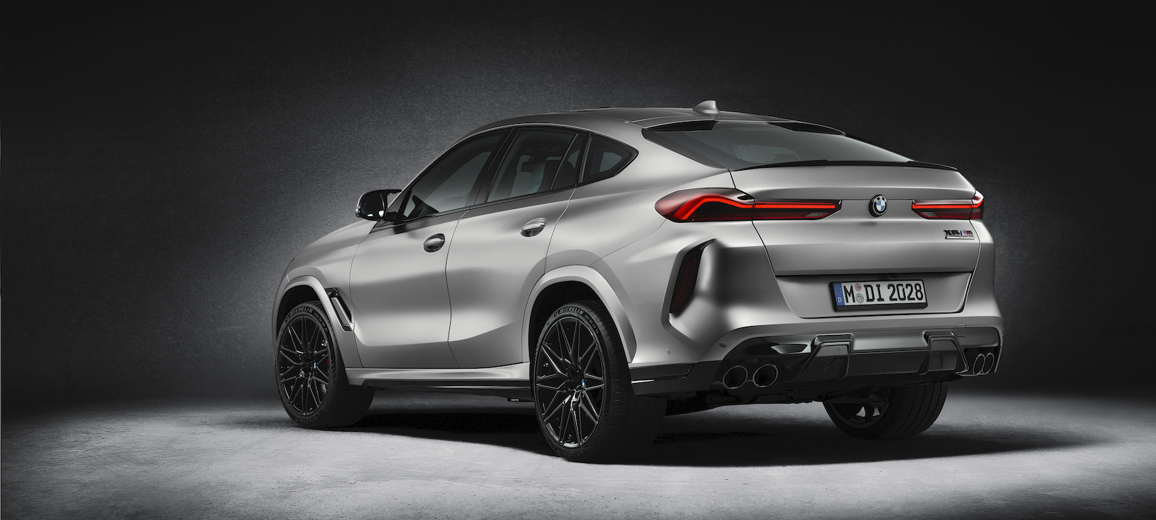 Bmw X5 M Competition And Bmw X6 M Competition First Edition