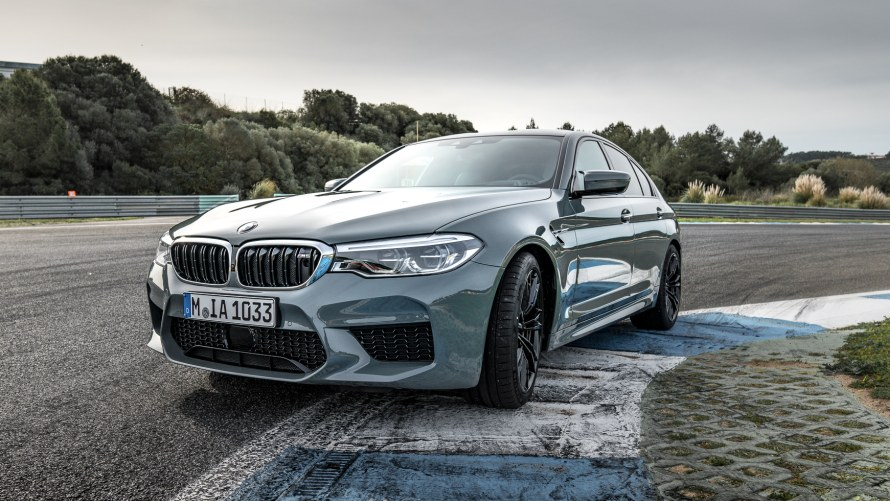 BMW Individual special paint finish Nardo Grey
