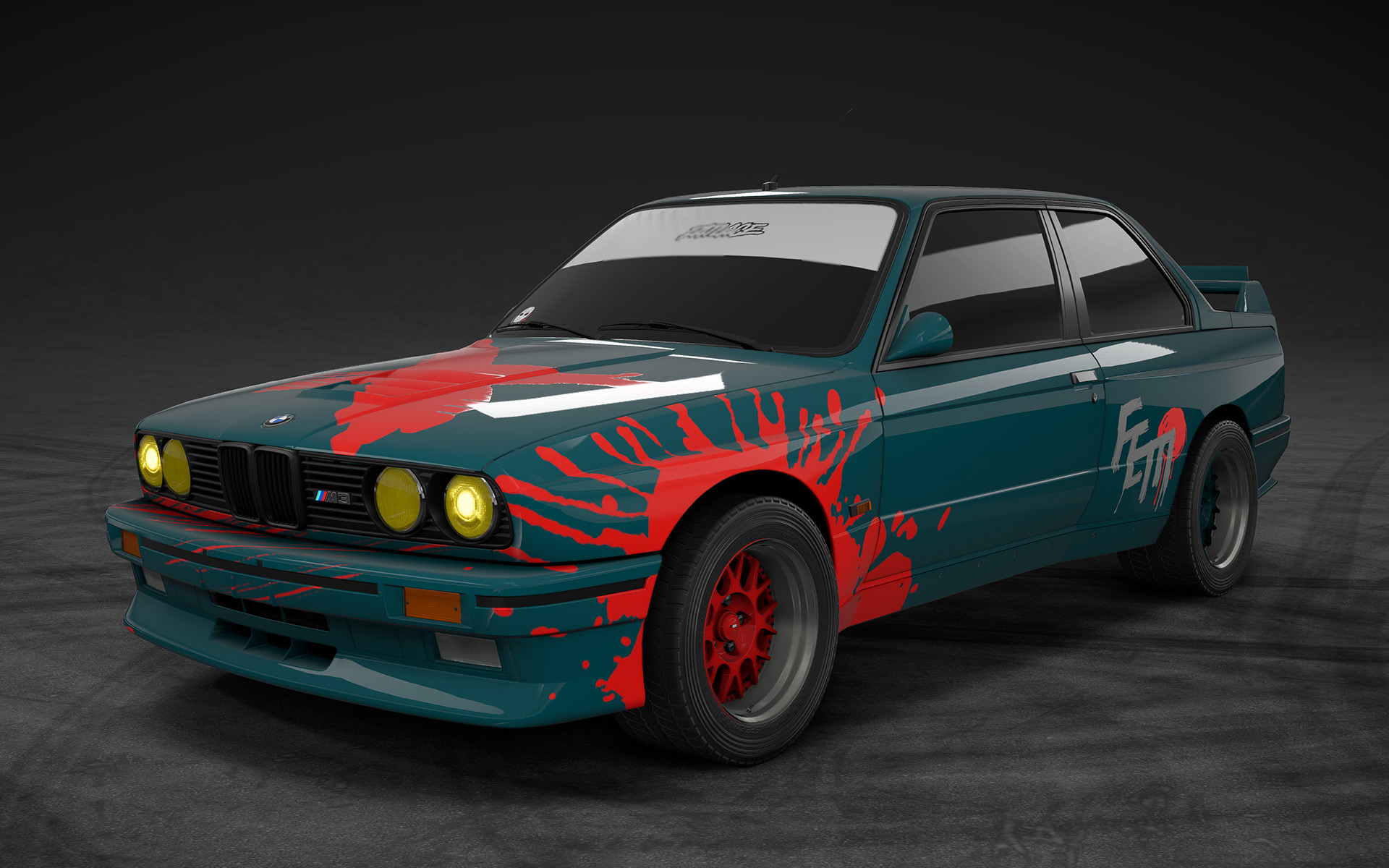 BMW M3 in Need for Speed Payback
