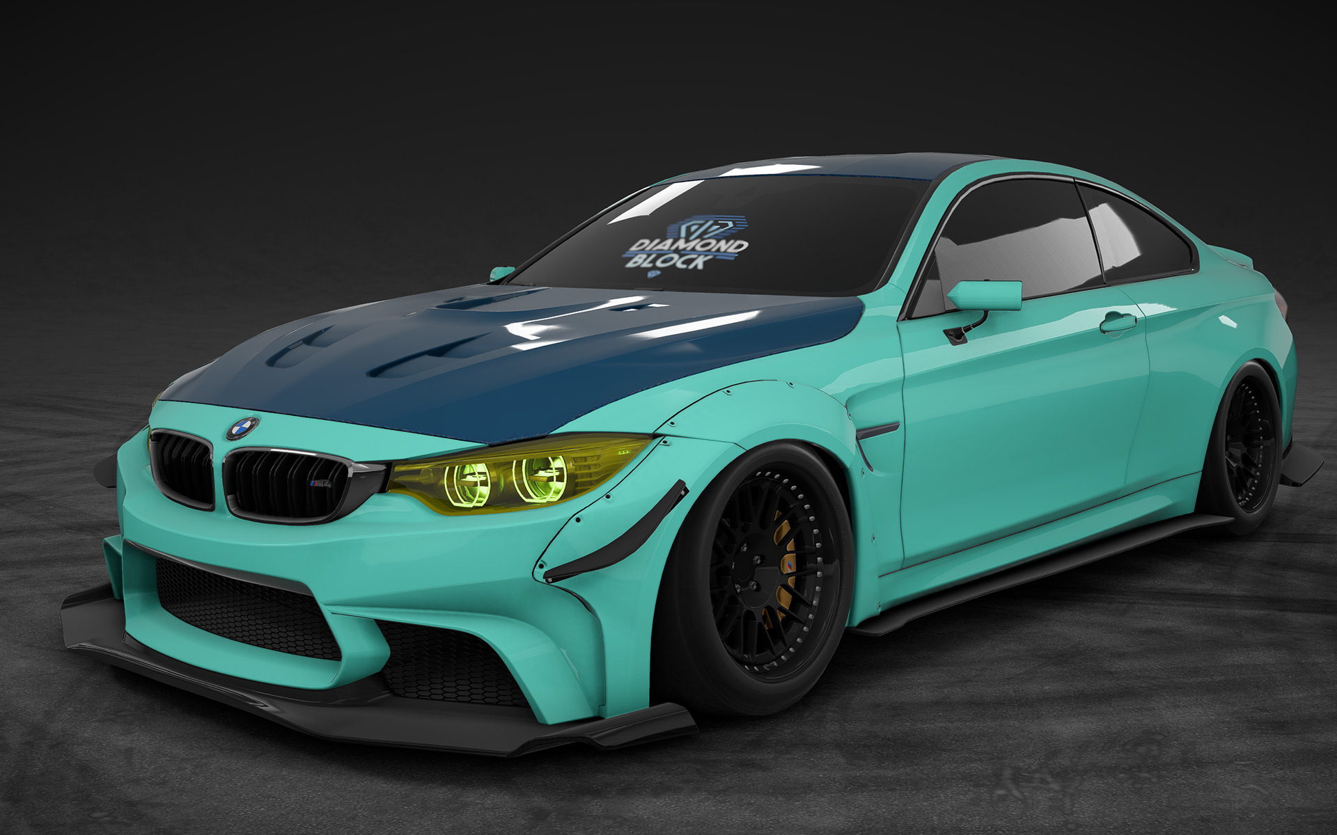 BMW M4 Coupe In Need For Speed Payback