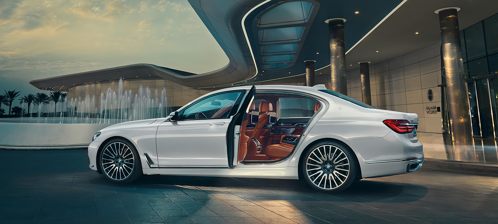 The BMW Individual Solitaire Edition