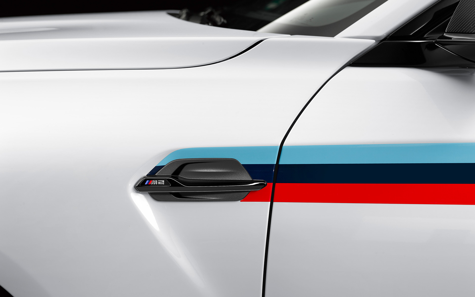 BMW M2 Coupé mit M Performance Parts Exterieur