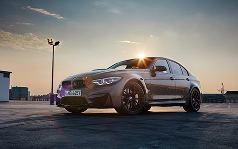 BMW M3, M Performance Parts, Farfus