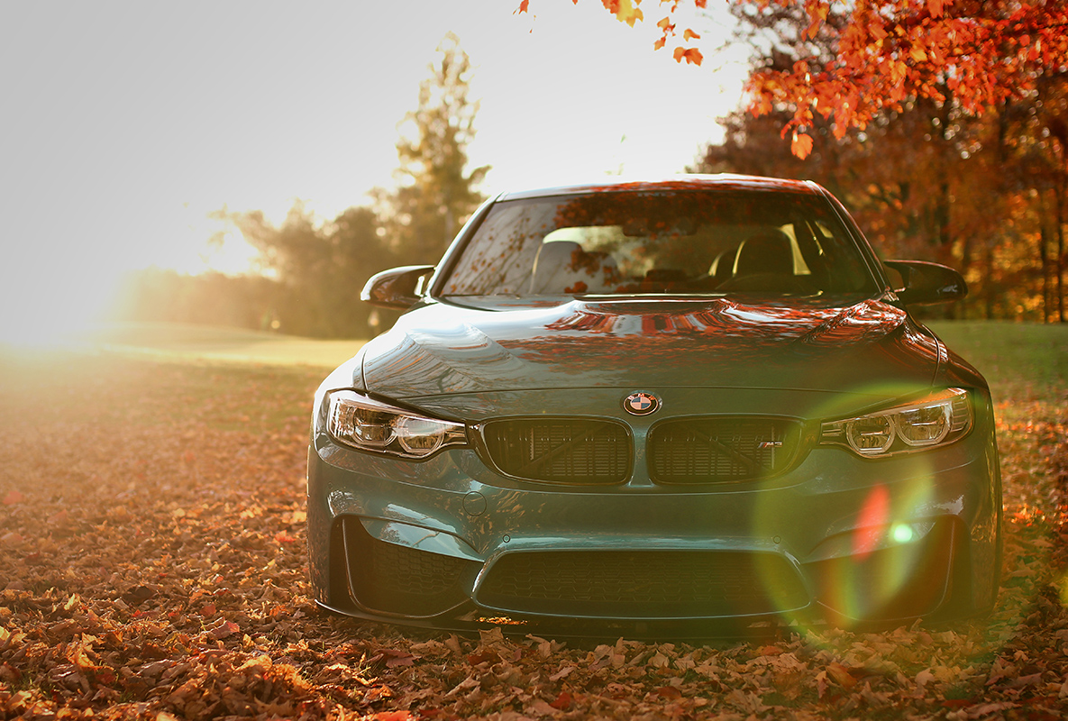 How To Photograph Your Bmw
