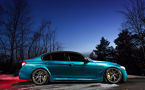 How to Instagram BMW M4