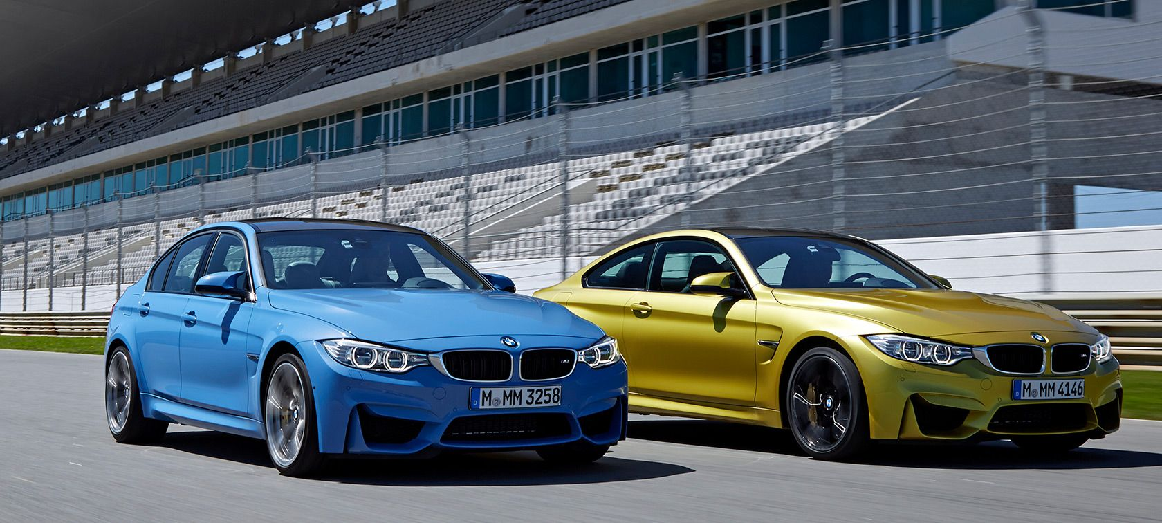 The Suspension Of Bmw M3 And M4