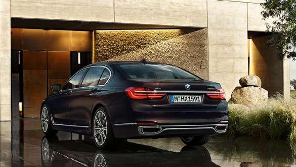 BMW Individual Rear Designation