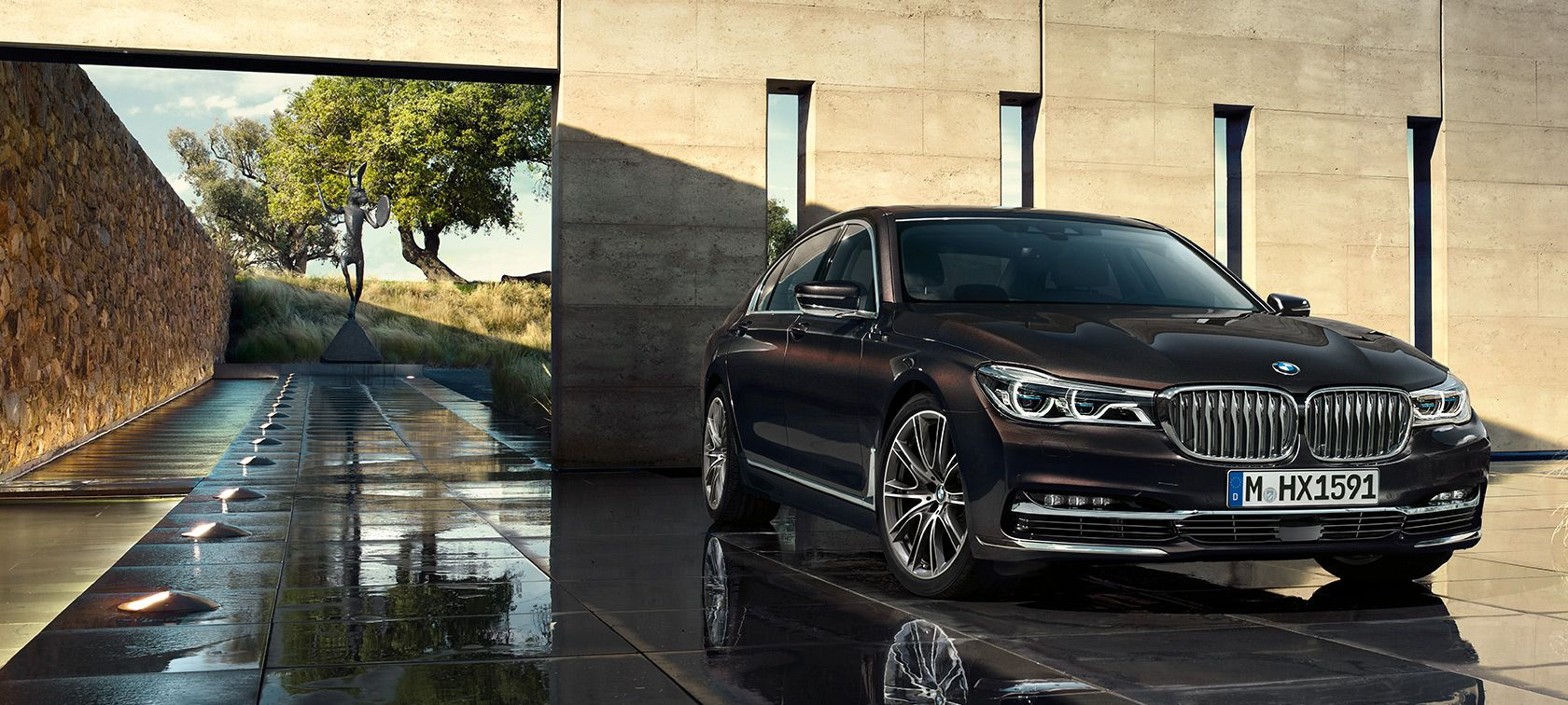 The bmw individual 7 series