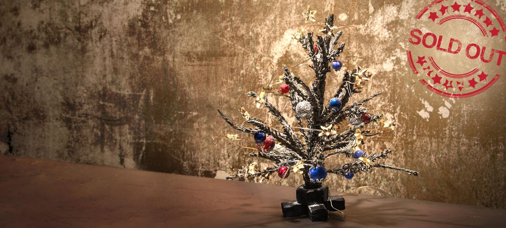Der BMW M Weihnachtsbaum