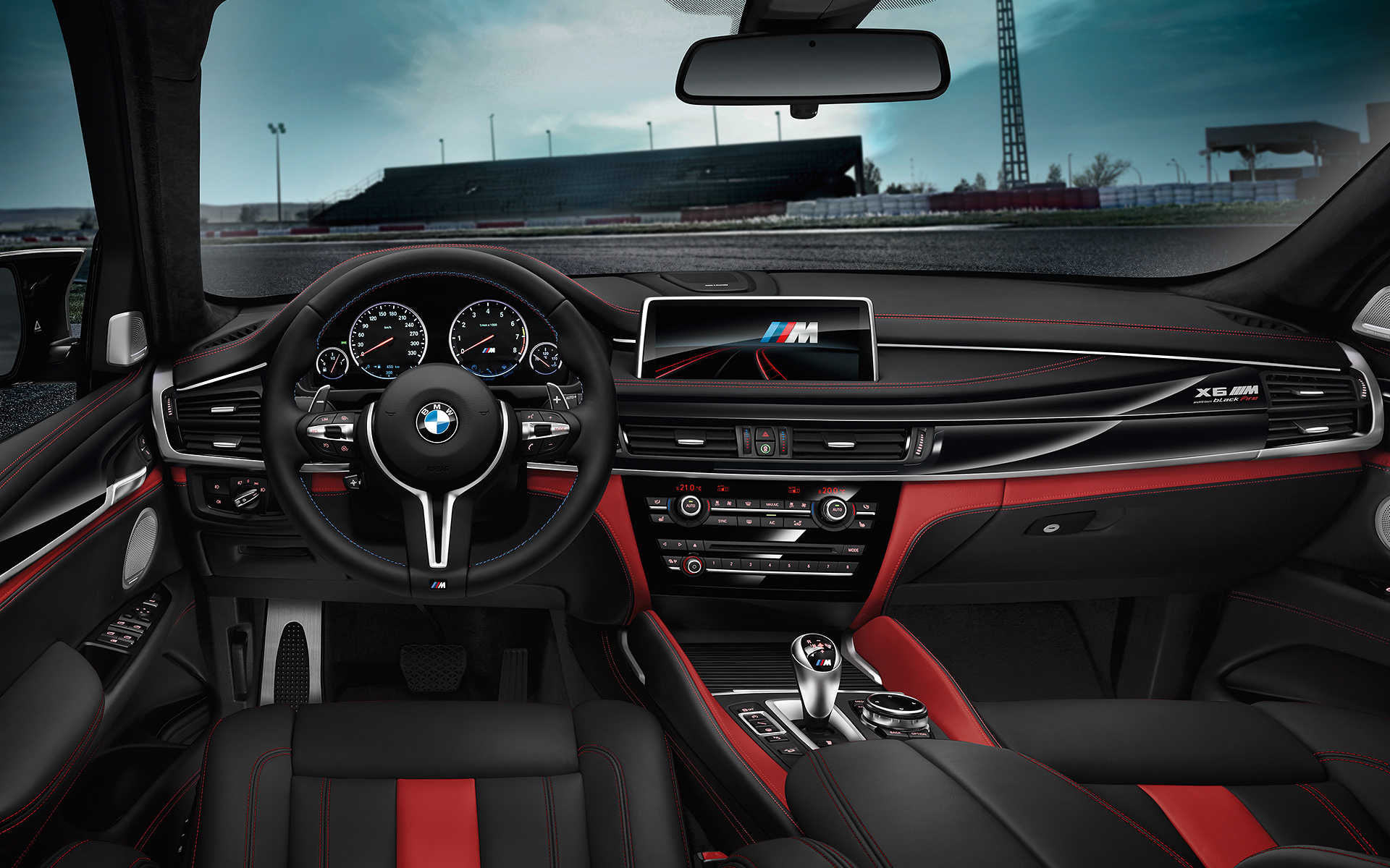 Edition Black Fire of the BMW X5 M and the BMW X6 M, Individual