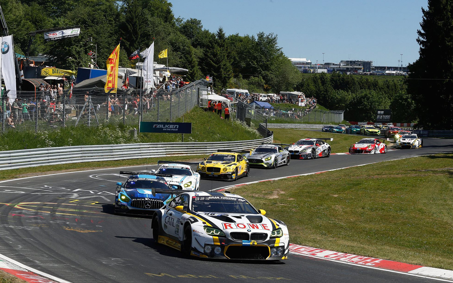 24h nurburgring 2017 pictures to pin on pinterest thepinsta. Black Bedroom Furniture Sets. Home Design Ideas