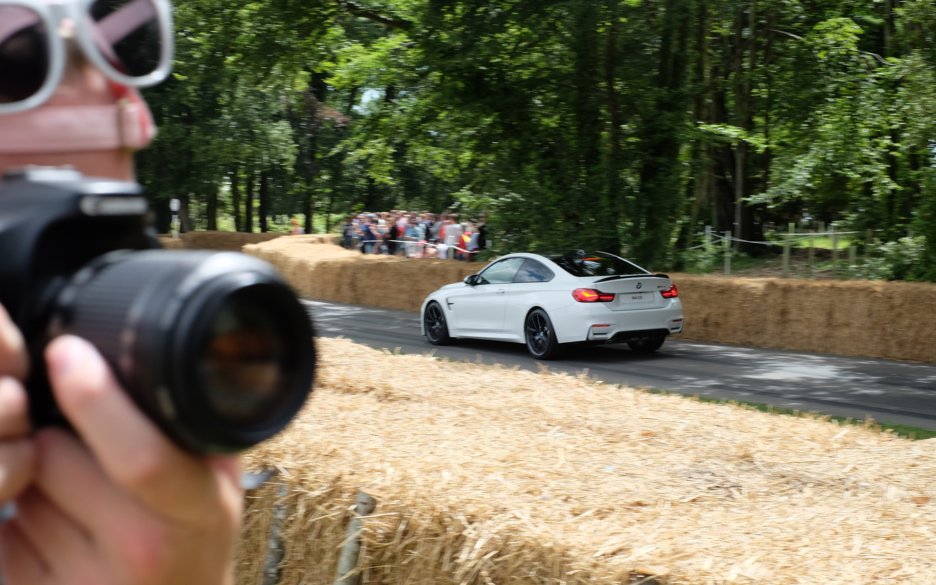 BMW, M4 Coupé, Goodwood Festival of Speed