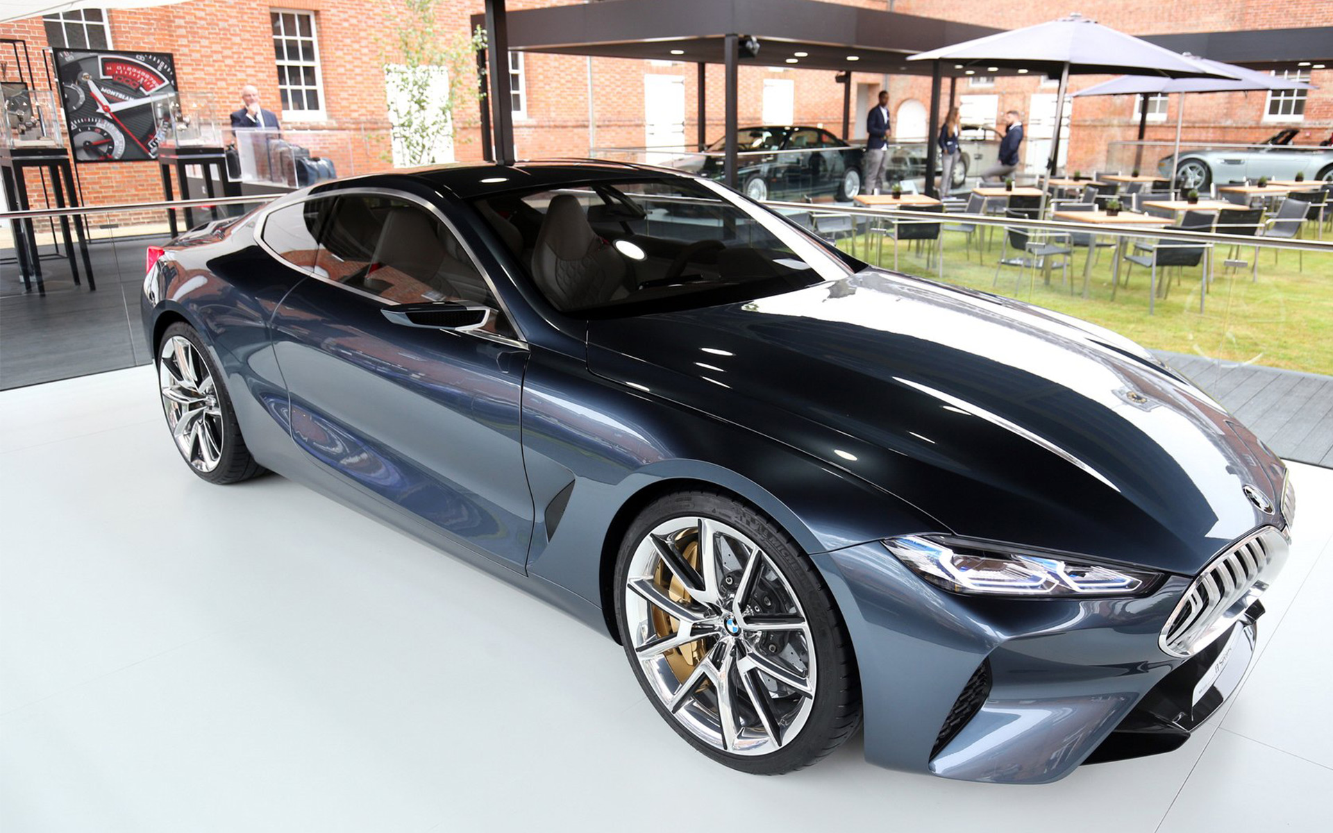 BMW, M8, Goodwood Festival of Speed