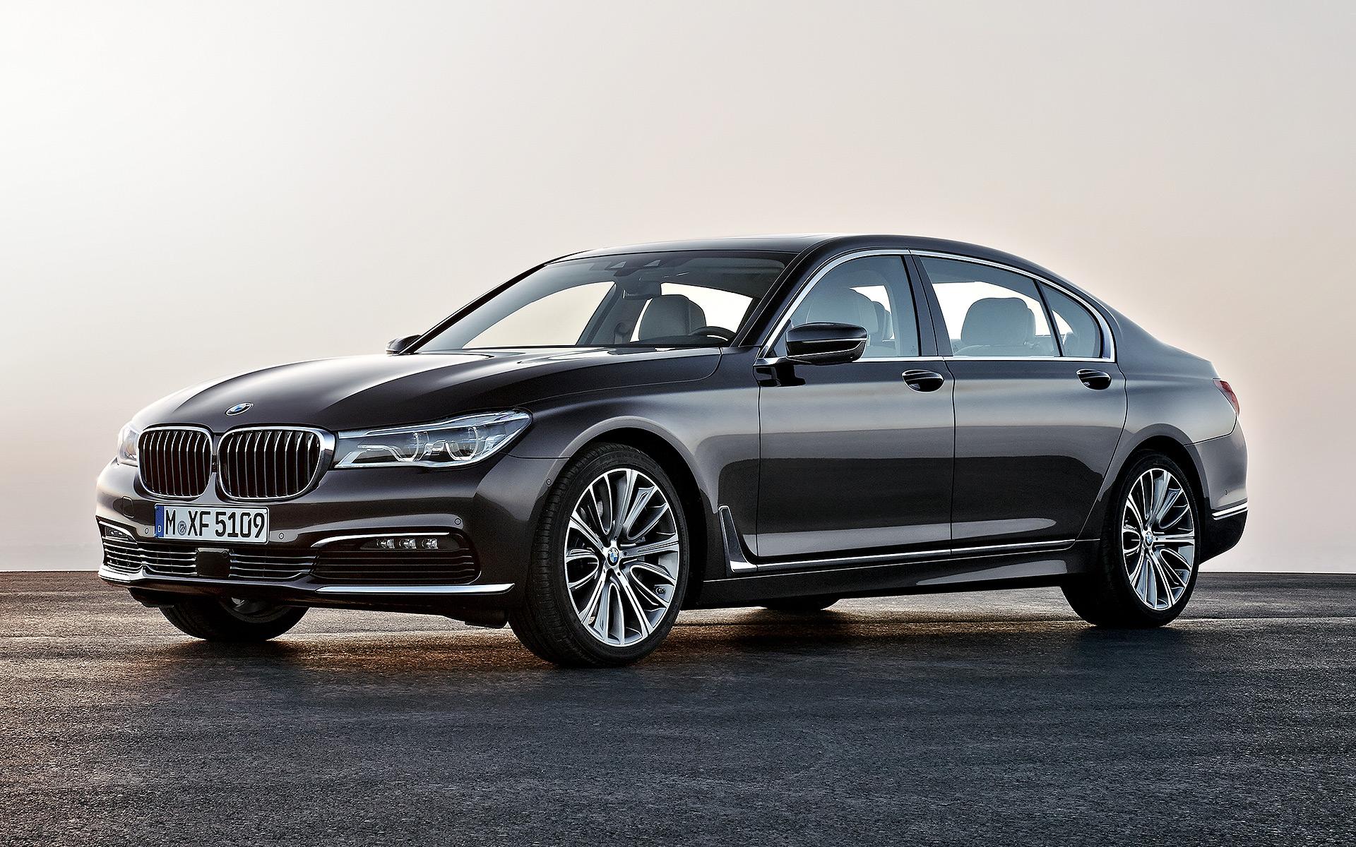 BMW 7 Series Edition 40 Jahre Innovation Luxury